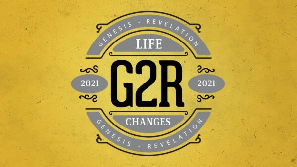 Life Changes G2R Week 2 Image